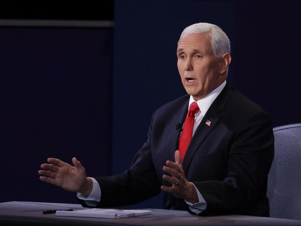Pence criticized for answer about Breonna Taylor