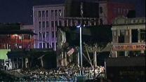 Gas explosion rocks Springfield, Mass.