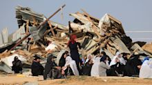 Israeli Arab, policeman killed amid clashes over demolitions