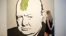 Banksy's lesser-known works on show in London
