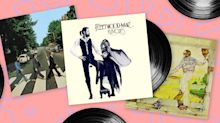 It's time to get back to your first love: vinyl records