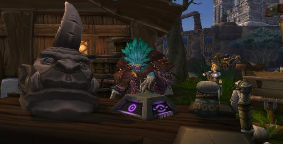 Trade your Restored Artifacts for Archaeology Fragments on Draenor