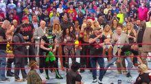 WWE-Megaparty mit Austin und Hogan - und eine böse Attacke