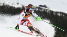 Hirscher wins sixth World Cup slalom crown