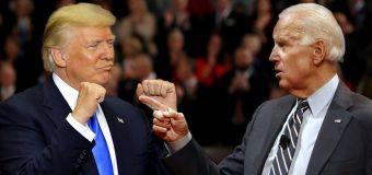 Trump, Biden, escalate war of words