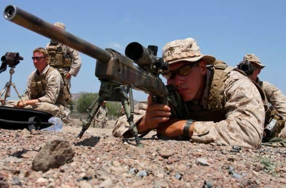 DARPA calls on Cubic Corporation to develop frighteningly accurate One Shot XG sniper rifle