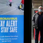 'Keep distance': New coronavirus slogan to run alongside 'Stay Alert'