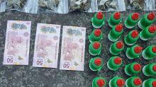 El hallazgo de dulces 'pelones' con marihuana en la Ciudad de México