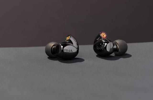 The world's first planar magnetic wireless earphones don't come cheap