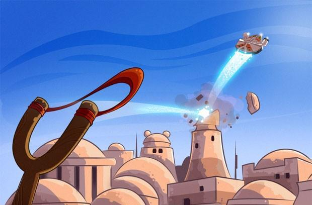 Angry Birds Star Wars adds sci-fi flavor to bird flinging, available today, we go hands-on