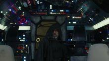 """""""Star Wars 8"""": Luke Skywalker ist zurück auf dem Millennium Falken"""