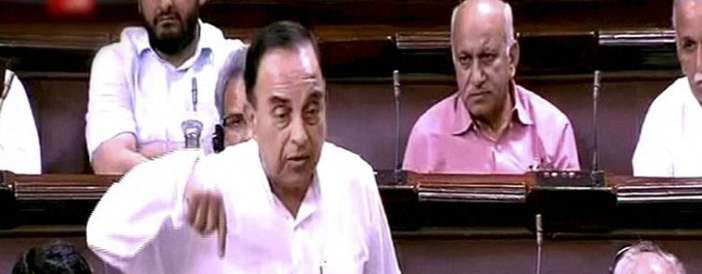 AgustaWestland scam: Top 5 quotes from Subramanian Swamy's speech inRS