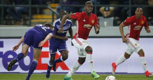 Foot - C3 - Manchester United accroché par Anderlecht