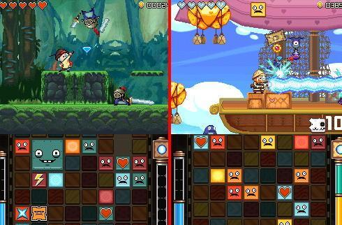 Joystiq hands-on: Henry Hatsworth in the Puzzling Adventure (DS)