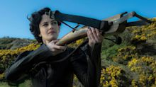 No blinking, no pointing: Tim Burton and Eva Green reveal the secrets of Miss Peregrine's Home for Peculiar Children
