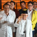 Indonesia warns against unrest as Widodo rival rejects results