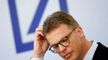 Exclusive: Deutsche Bank CEO to board: mergers not a focus now, sources say
