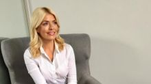 Holly Willoughby Shares Instagram Photo Of Herself Waking Up Beside One Of Her Kids In Bed