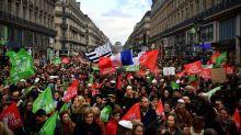 Manifestation anti-PMA: 26.000 personnes à Paris