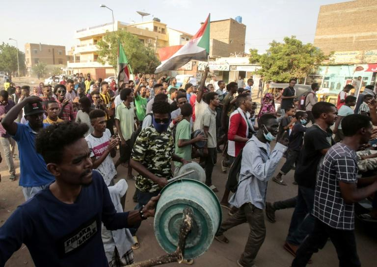 Four kids among dead at Sudan protest