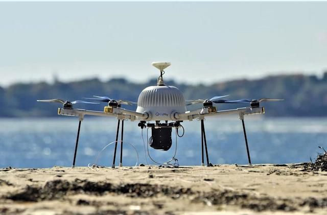 American Red Cross is launching a drone disaster-relief program