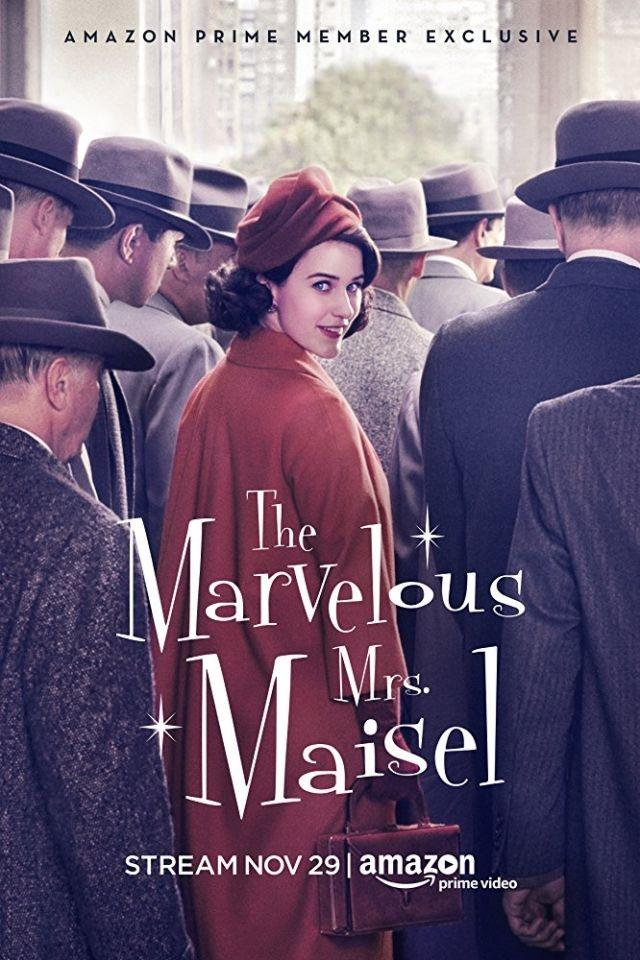 'The Marvelous Mrs. Maisel' renewed for third season