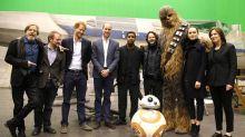 """""""Star Wars"""": Fans bekommen Cameo von Harry und William zu sehen"""