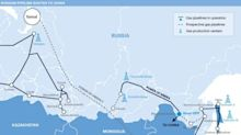 Russia Eyes Another Massive Gas Pipeline To China