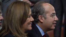 Margarita Zavala, ¿adelante en las encuestas sobre AMLO? Eso dice Calderón