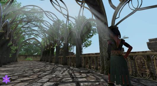 Meander through Wander's new GDC teaser trailer