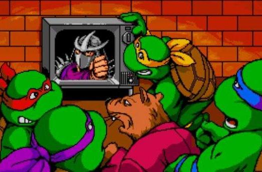 Cam footage of TMNT: Turtles in Time remake spotted