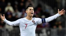 Portugal: Cristiano Ronaldo laboriert an Fußinfektion - Einsatz gegen Kroatien fraglich
