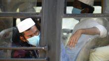 Dutzende Corona-Infektionen nach religiöser Massenveranstaltung in Indien