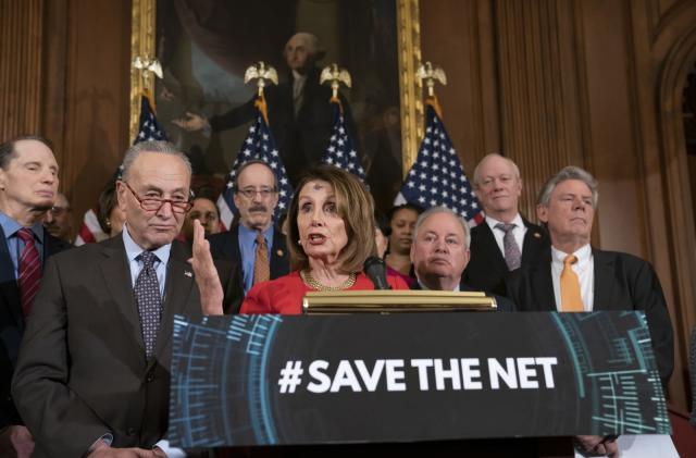House of Representatives passes bill to restore net neutrality