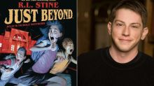 RL Stine's 'Just Beyond' Graphic Novels to Be Adapted for Disney+