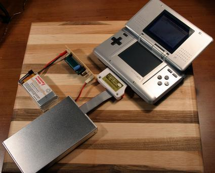 How to: hook up a hard drive to your Nintendo DS