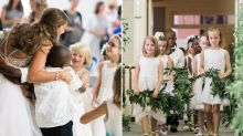 Teacher Asks Class To Be Flower Girls And Ring Bearers At Her Wedding