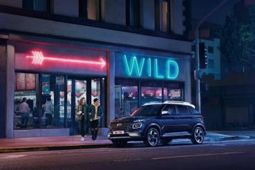 全新Hyundai Venue訂單慶賀破千台、聰明購專案輕鬆月付880元起!