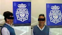 A man tried to smuggle $33,000 of cocaine under his wig. He was detained in Spain