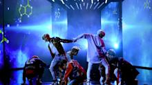 Watch BTS's American Music Awards Performance