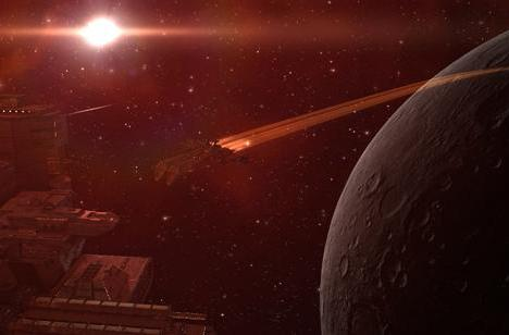 EVE Online's Hyperion update adds PvE missions, tweaks wormholes