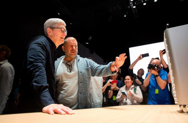 Famed Apple designer Jony Ive is leaving to start his own firm