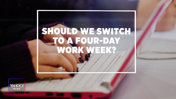 Should we switch to a four-day workweek?