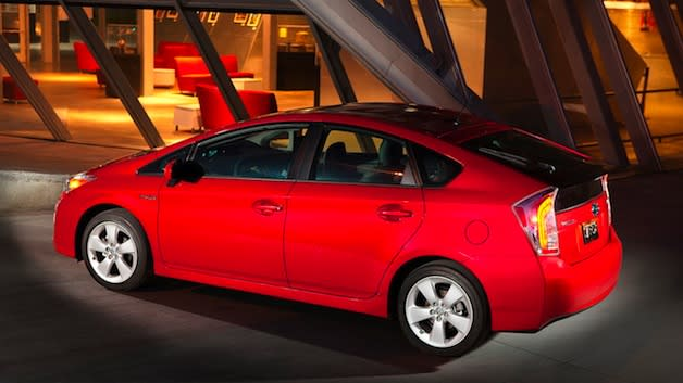 Toyota gets aggressive with new Prius recall
