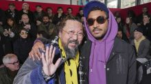 Takashi Murakami, Future and Miguel among Guests at Off-White