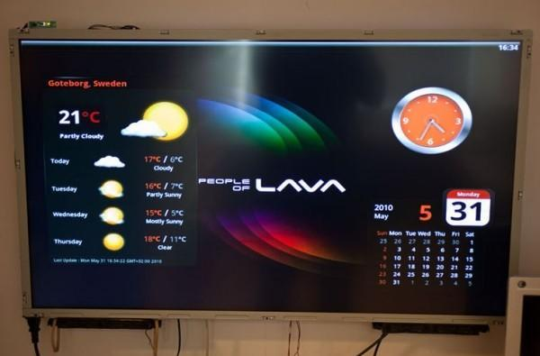 People of Lava's Android TV gets tested, only your pocketbook feels the burn