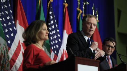 Mexico CEOs have 'moved on' from NAFTA