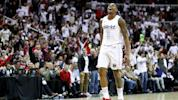 Wizards wake up, thump Raptors to take Game 3
