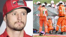 Aussie MotoGP star's fury over 'unacceptable' act amid tragedy