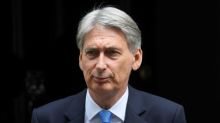 Boost for Hammond as UK posts smallest August budget deficit in 10 years
